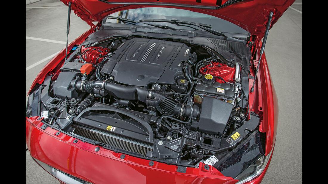 Jaguar XE S, Motor