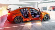 Jaguar XE SV Project 8, Exterieur