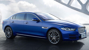 Jaguar XEL Langversion China
