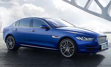 Jaguar XEL Langversion China