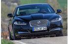 Jaguar XF 3.0 V6, Frontansicht