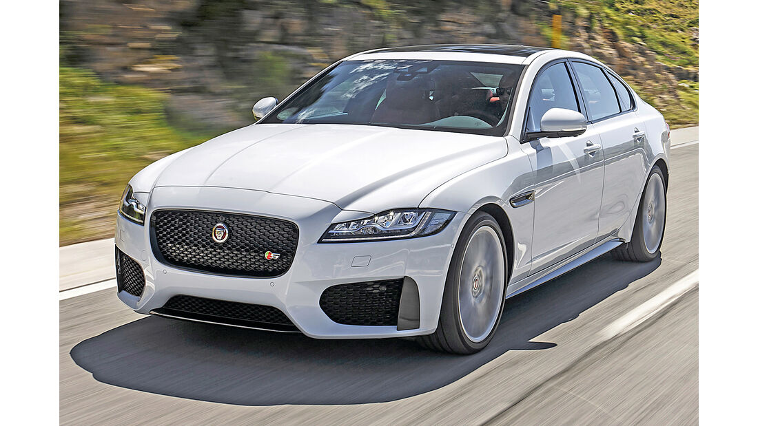 Jaguar XF, Best Cars 2020, Kategorie E Obere Mittelklasse