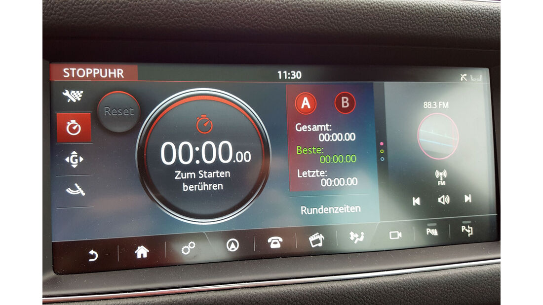 Jaguar XF - Diesel - Limousine - Fahrbericht