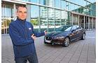 Jaguar XF, Jörn Thomas