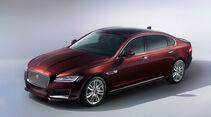 Jaguar XF L China