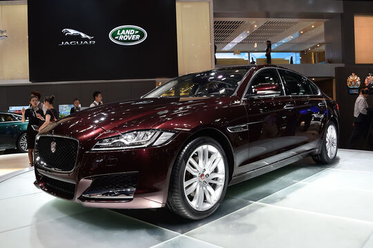 Jaguar XF L China