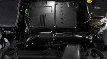 Jaguar XF, Motor, Motorblock