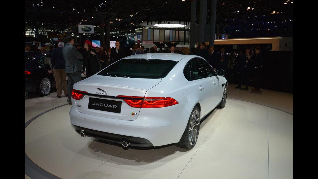 Jaguar XF - New York Auto Show 2015
