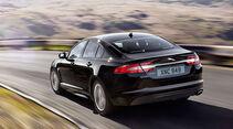 Jaguar XF R-Sport-Paket Genf 2014