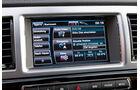 Jaguar XF Sportbrake 2.2D, Bordcomputer, Display