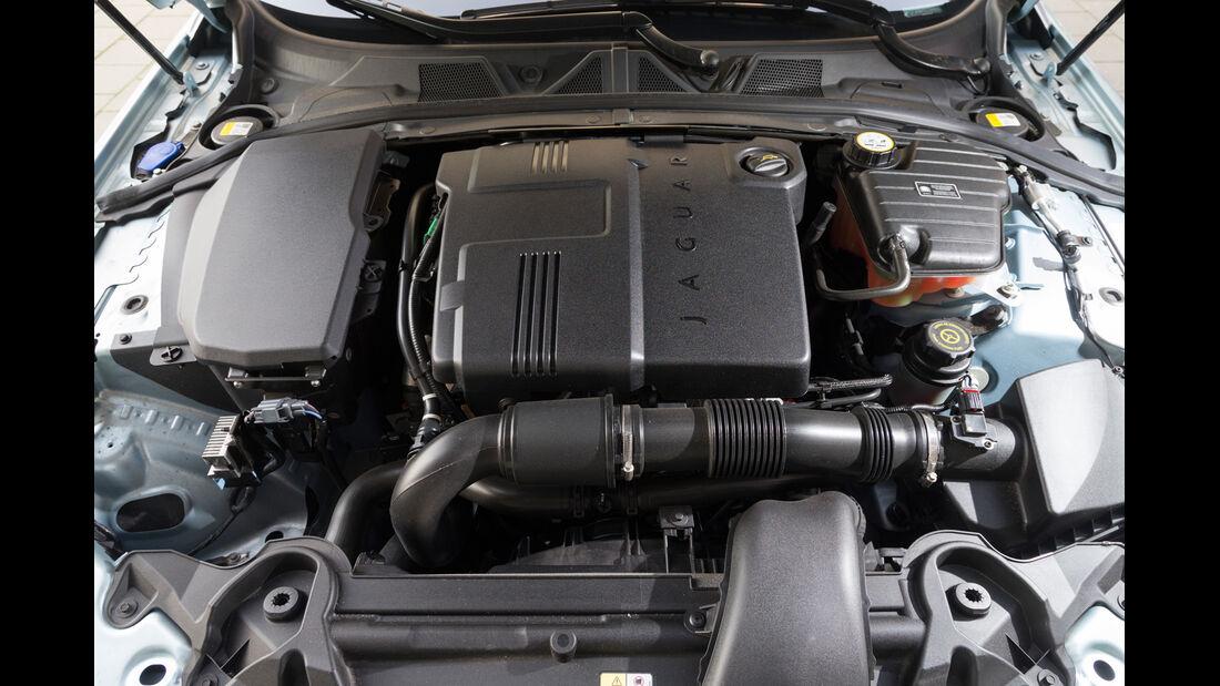 Jaguar XF Sportbrake 2.2D, Motor