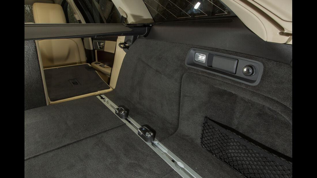 Jaguar XF Sportbrake 3.0 V6 D 600, Kofferraum, Ladefläche