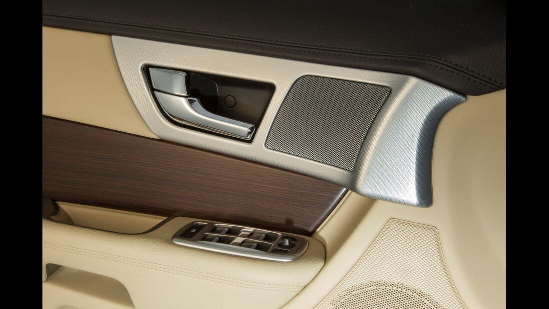 Jaguar XF Sportbrake 3.0 V6 D 600, Tür, Türöffner