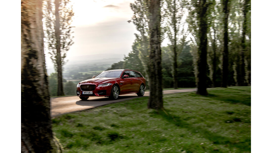 Jaguar XF Sportbrake Impression UK 25d AWD