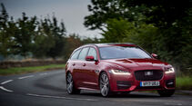 Jaguar XF Sportbrake Impression UK 25d AWD