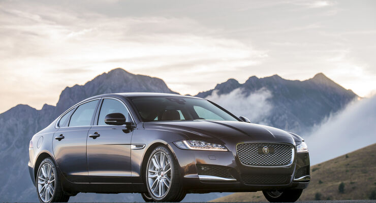 Jaguar XF, Totale