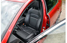 Jaguar XFR, Innenraum, Fahrersitz