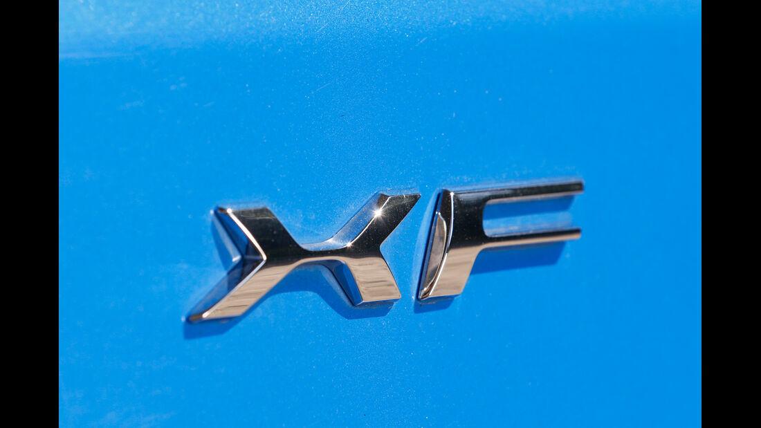 Jaguar XFR-S Sportbrake, Typenbezeichnung