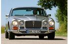 Jaguar XJ 12/Daimler Double Six, Frontansicht