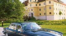 Jaguar XJ 12 SIII, Seitenansicht