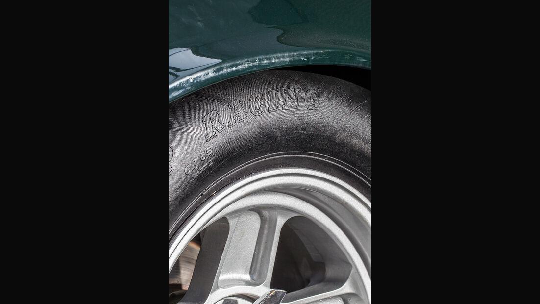 Jaguar XJ 13, Felge