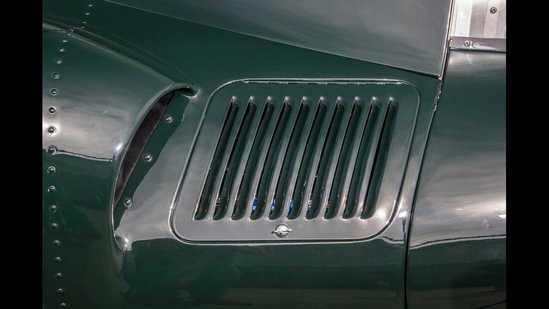 Jaguar XJ 13, Lufteinlässe