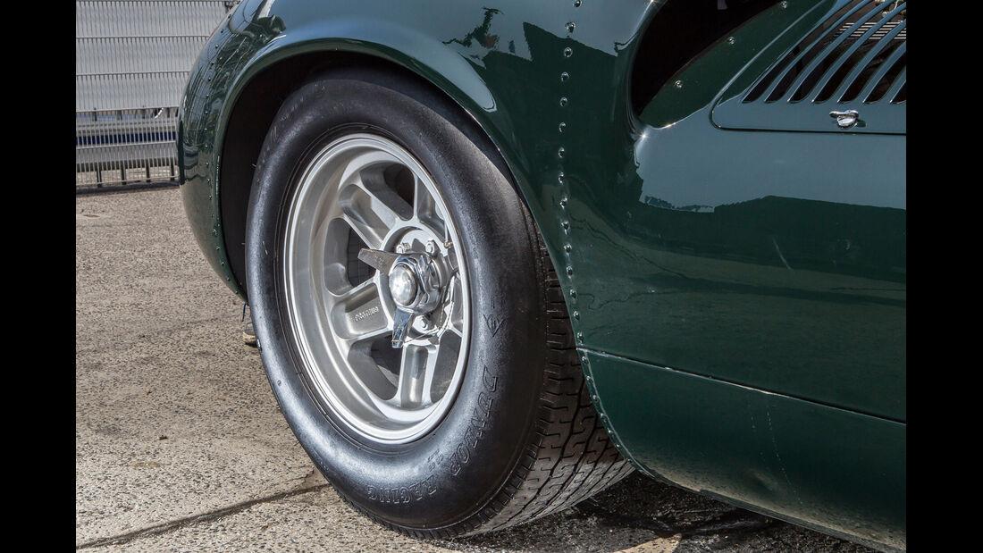 Jaguar XJ 13, Rad