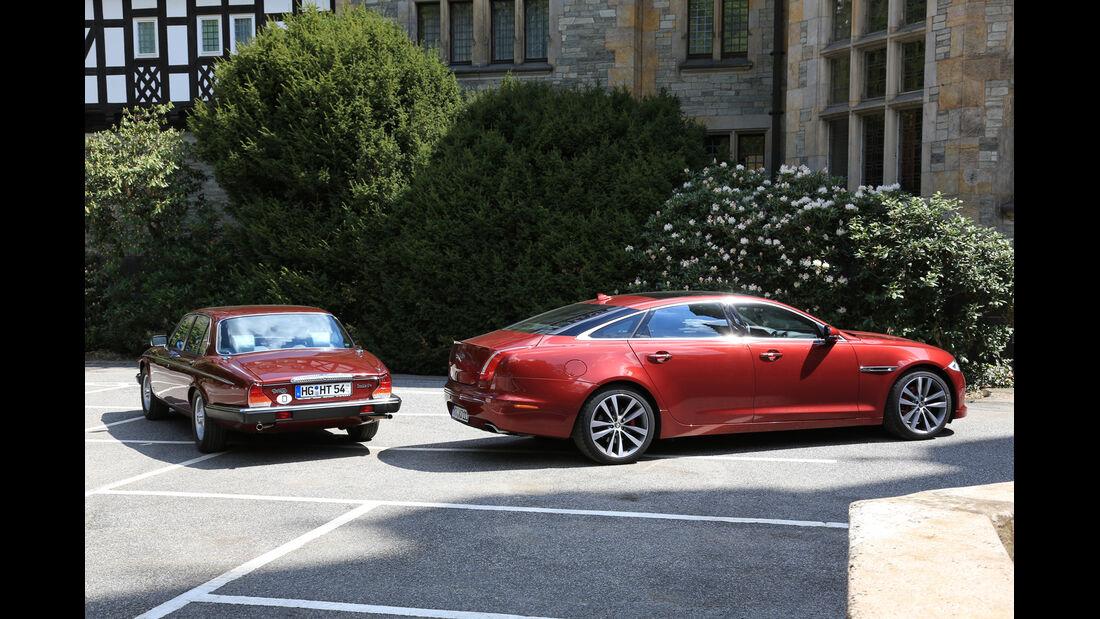 Jaguar XJ, 1990, 2013, Generationen