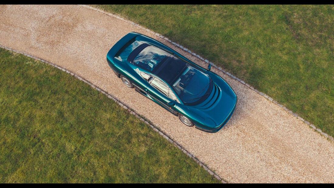 Jaguar XJ 220 (1992)