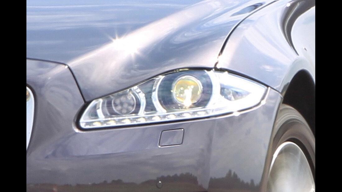 Jaguar XJ 3.0 Diesel, Scheinwerfer