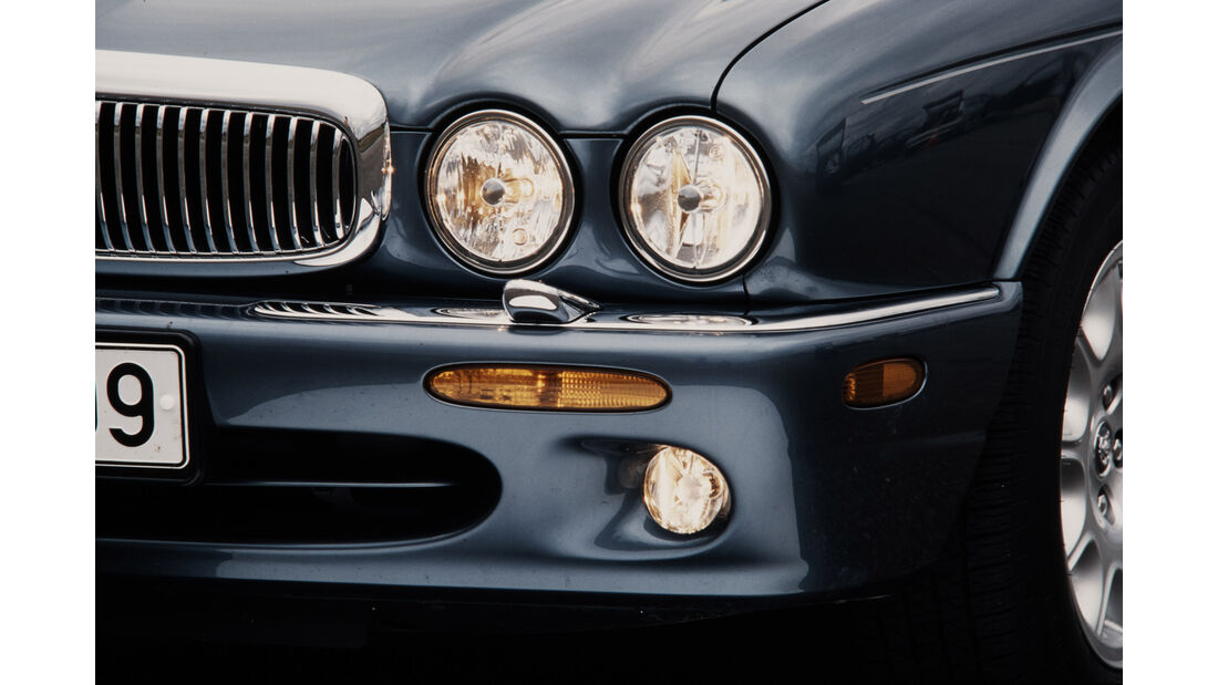 Jaguar XJ 300, Exterieur