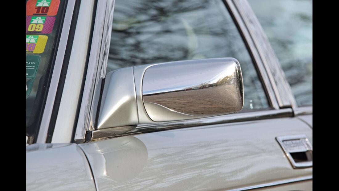 Jaguar XJ 40 Stealth 340 Biturbo, Seitenspiegel
