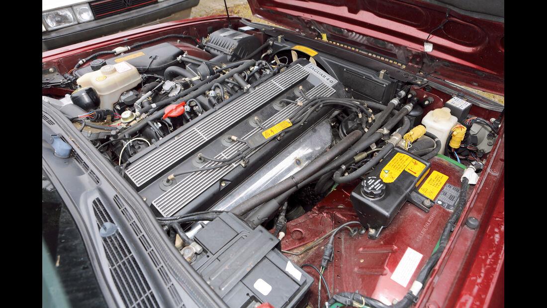 Jaguar XJ 6 4.0 Sovereign, Motor