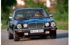 Jaguar XJ 6, Frontansicht