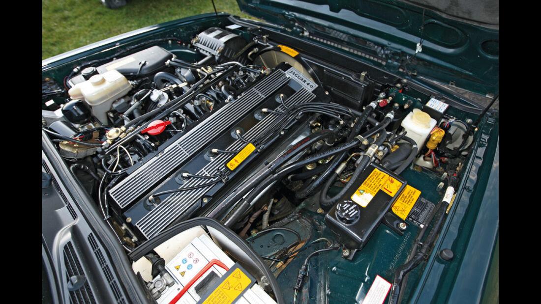 Jaguar XJ 6 Sovereign 4.0, Baujahr 1991, Motor