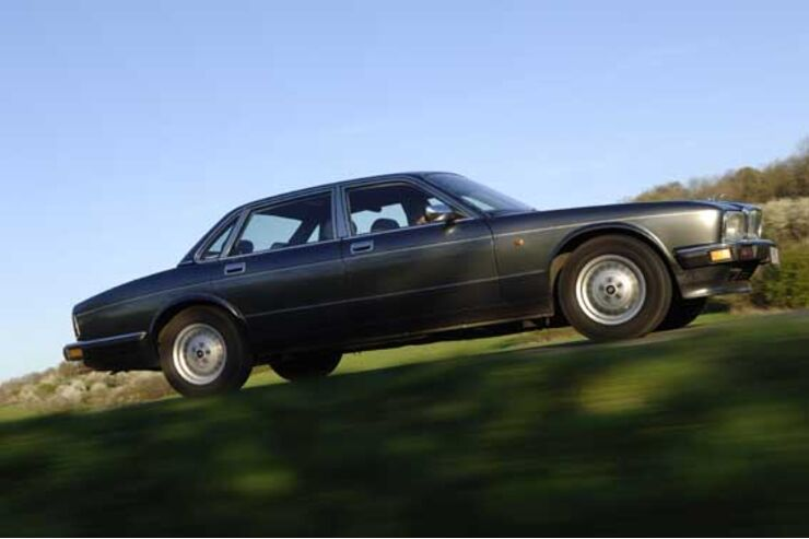 Jaguar XJ 6 Sovereign 4.0 Litre