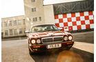 Jaguar XJ 6 (X 300), Frontansicht