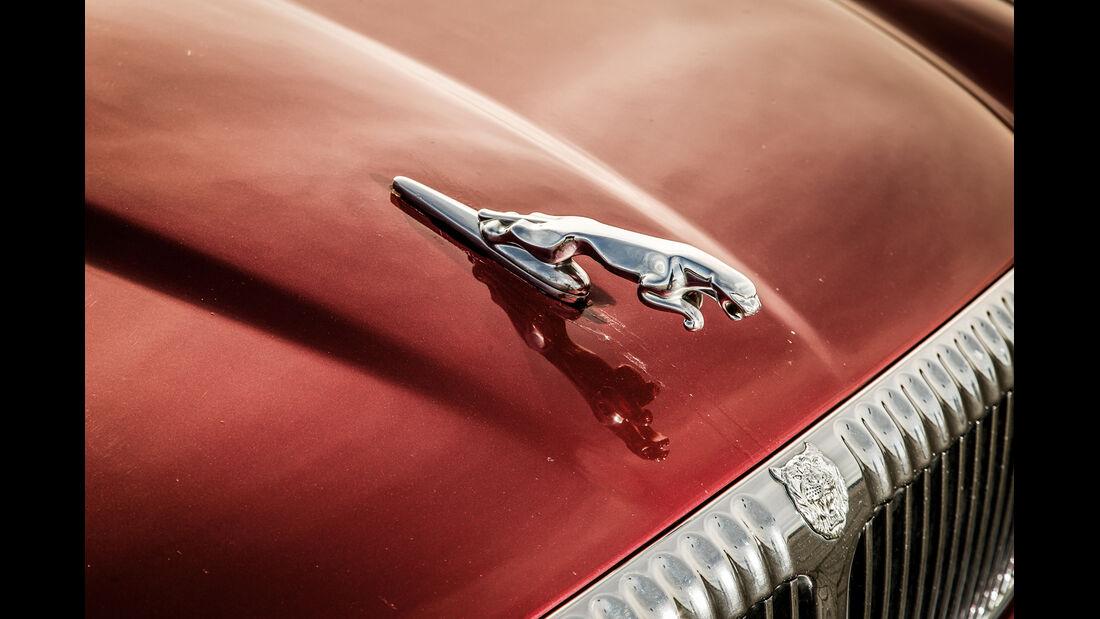 Jaguar XJ 6 (X 300), Kühlerfigur