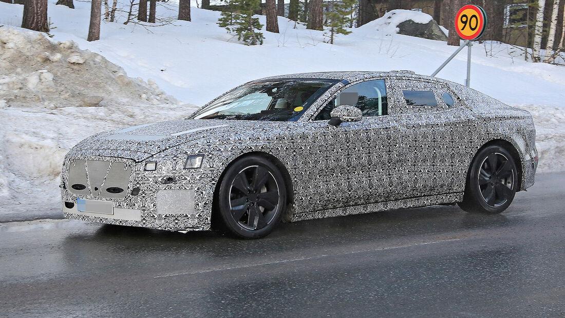 neuer jaguar xj (2020) nur als elektromodell - auto motor
