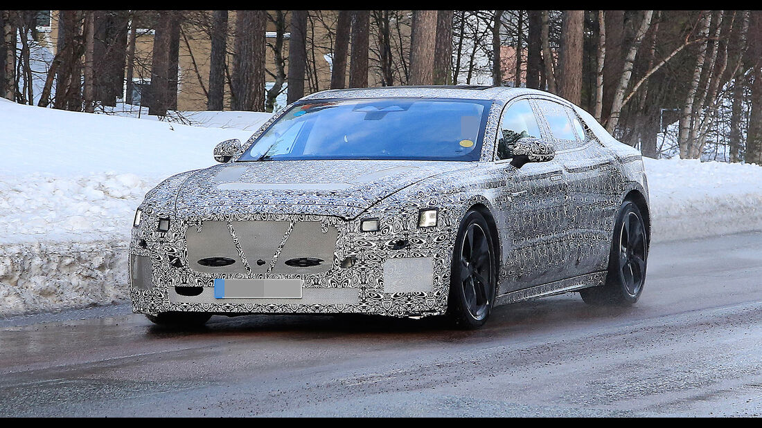 erlkönig jaguar e-pace: facelift-modell kommt 2021 | auto