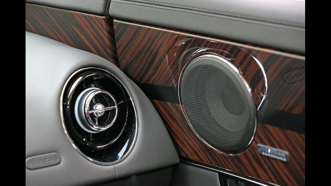 Jaguar XJ, Mitteltöner