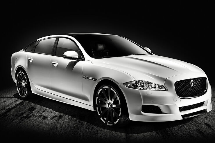Jaguar XJ Platinum Concept