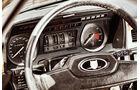 Jaguar XJ-S 3.6, Lenkrad, Tacho