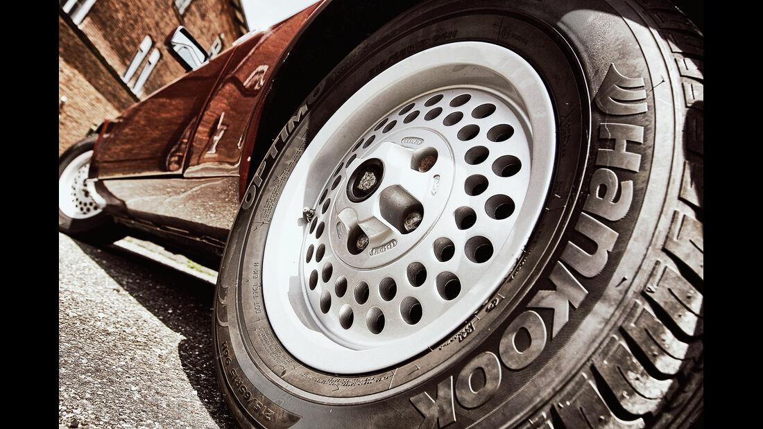 Jaguar XJ-S 3.6, Rad, Felge