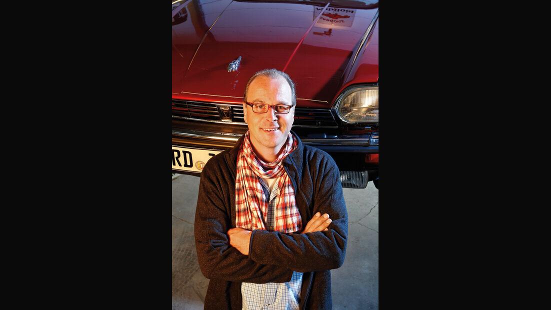 Jaguar XJ-S 5.3, Stefan Kranz
