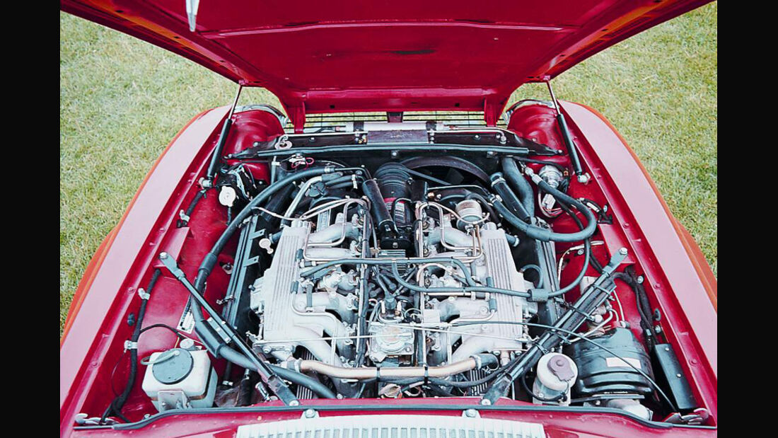 Jaguar XJ-S, Baujahr 1977