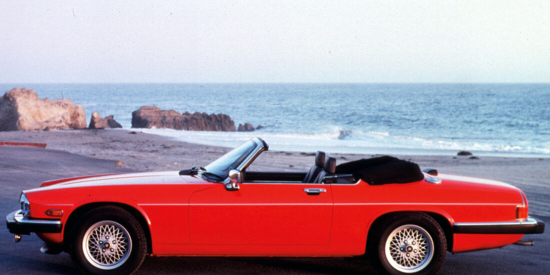 Jaguar XJ-S Cabrio 1988