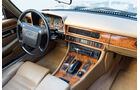 Jaguar XJ-S, Cockpit