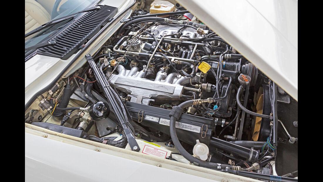 Jaguar XJ-S V12 Convertible, Motor