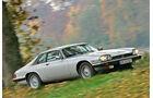 Jaguar XJ-S V12, Seitenansicht